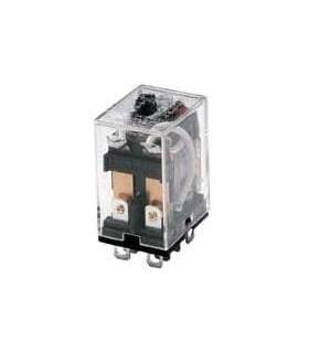 SZR-LY2-1 - Rele 220VAC DPDT 10A - SZRLY21