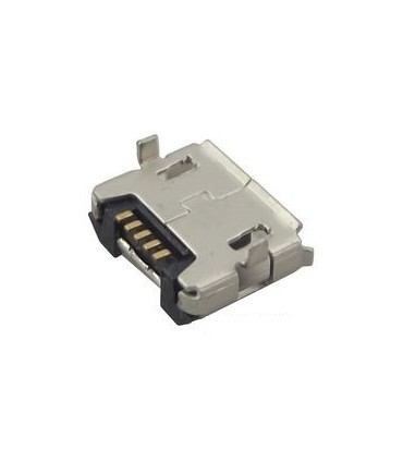 USB3135-30-A - Ficha Micro USb Tipo B 5 Pinos Smd - MUSBCI18