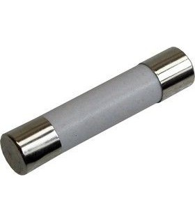 622250GL - Fusível Vidro 6X32 2.5A Fusão Lenta Ceramicos - 62225GLC