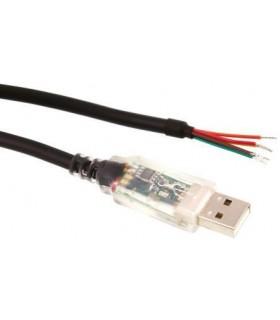 Cabo Conversor USB RS485 com fios 1.8m - USBRS245WE1800