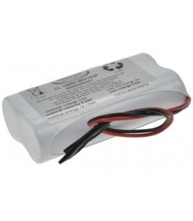 Pack Bateria MR18650 7.2V 2600mAh 3A - CL1865026H2S1P