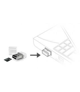 Leitor de cartões MicroSD por USB - CR013