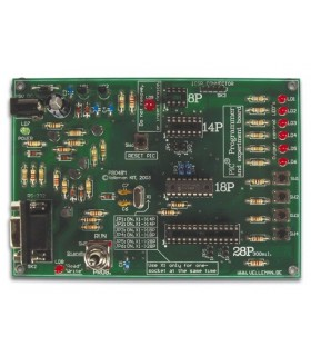 Kit Programador De Pics -Velleman K8048 - K8048
