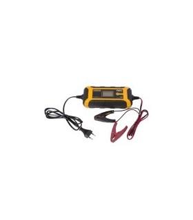 AC049 - Carregador Baterias Gel Chumbo 12Vdc 4Amp - AC049