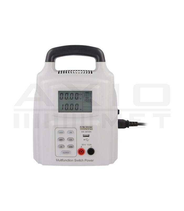 AX-3010H - Fonte Alimentacao Laboratorio 1-30V 10A