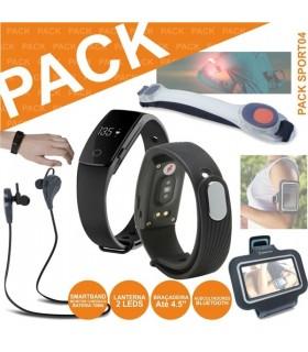 Pack Desporto c/ Smartband - PACKSPORT04