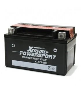 Bateria Moto YTX7A-BS Xtreme 12V 85A - YTX7ABS