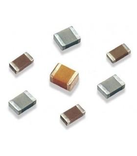 Condensador Smd 15nF 100V Caixa 0603 - 3315N100V0603