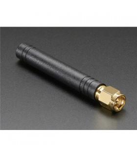 ADA1859 - Mini GSM/Cellular Quad-Band Antenna - 2dBi SMA PLG - ADA1859