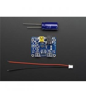 ADA390 - USB / DC / Solar Lithium Ion/Polymer charger - v2 - ADA390