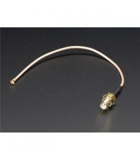 ADA851 - SMA to uFL/u.FL/IPX/IPEX RF Adapter Cable - ADA851