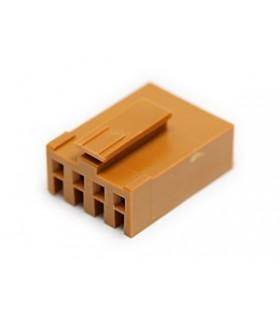Conector Header JAE 4 pinos 2.5mm - MXIL4SS3L