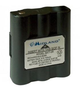 Bateria Para Emissor Midland G7 - BATG7