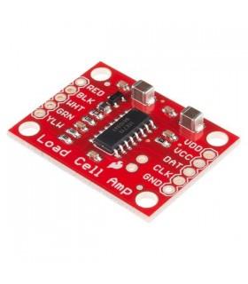 SEN-13879 -  SparkFun Load Cell Amplifier- HX711 - SEN13879