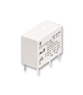 PCH-112D2H - General Purpose Relay, PCH Series, 12V, 5A - PCH112D2H
