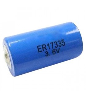 ER17335 - Pilha Litio 3.6V 1800mAh - 169CR17335