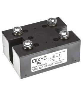 VBO125-12NO7 - Ponte Rectificadora, 124A 1200V PWS C - VBO125-12NO7