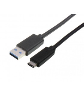 391160 - Cabo USB 3.1 Tipo C Para Tipo A 1Metro - DCU391160