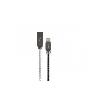 DCU34101260 - Cabo Lightning/ USB 1mt Pure Metal - DCU34101260
