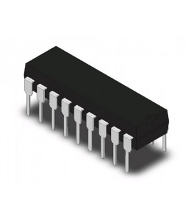 MCP2515-I/P -  CONTROLLER, CAN, SPI, PDIP18, 2515 - MCP2515