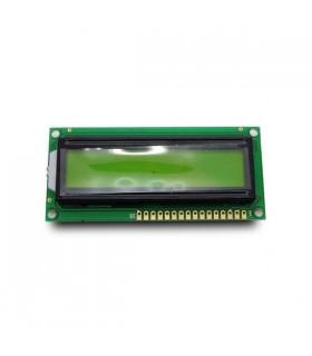Display LCD Cinzento 20x4 Stn Positivo - LCD20X4G