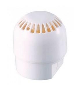 Sinalizador Acustico 110/230VAC Branco - PSS0063