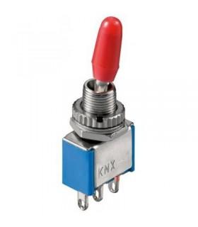 Interruptor Mini 1 Circuito 2 Posições ON/ON 3A 250V - MX51575A