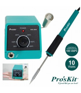 Estacao de Soldar Regulavel 100-450º Proskit - SS202F