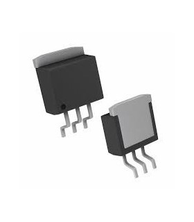 BUZ41A - Mosfet N, 500V, 4.5A, 75W, 1.5 Ohm, TO263 - BUZ41A