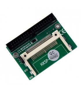 Adaptador IDE 50 Pinos Macho Compact Flash - IDECF
