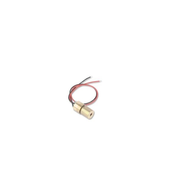 PLP6501AR - Laser Module, 650 nm, 990 µW, 6 V, 3.4x5.8mm