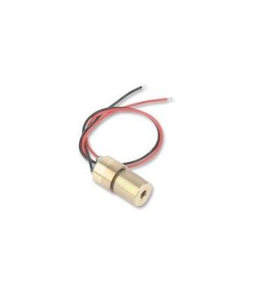 PLP6501AR - Laser Module, 650 nm, 990 µW, 6 V, 3.4x5.8mm - PLP6501AR