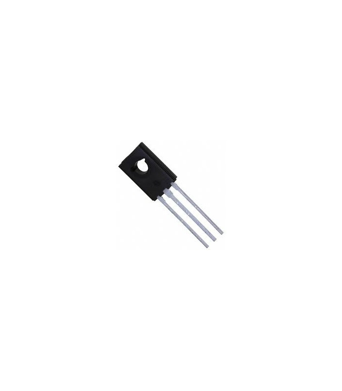 BF459 - Transistor , N, 300V, 300mA, 6W, TO225, Militar