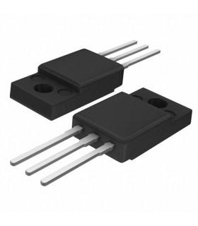 FQPF5N60C - MOSFET, N, 4.5A 600V 33W 2.5R TO220F - FQPF5N60