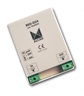 Amplificador de sinais audio e video. Sistema 2 fios