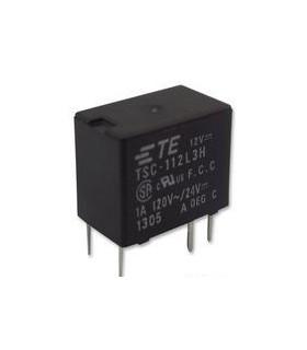 TSC124L3H - Rele SPDT 24VDC 1A - TSC124L3H