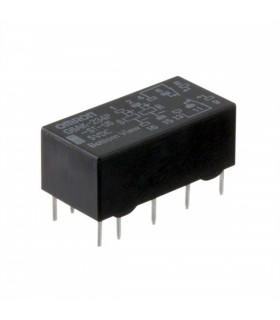 G6AK-274P-ST-US 5VDC - Rele 5Vdc DPDT 2A - G6AK274PST5DC