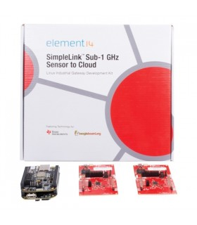 Kit Desenvolvimento SimpleLink Sub-1GHz Sensor to Cloud