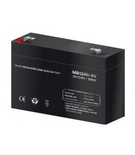 Bateria 6V 12Ah - 610