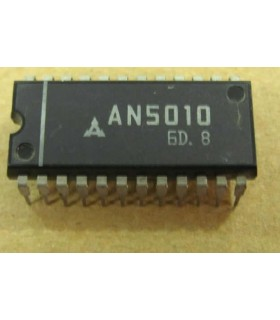 AN5010 - TV Electronic Channel Selection Circuit - AN5010