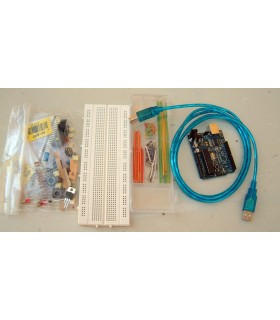 Kit Workshop - Base level with Arduino Uno R3 - ARDUINOKITWORKSHOP