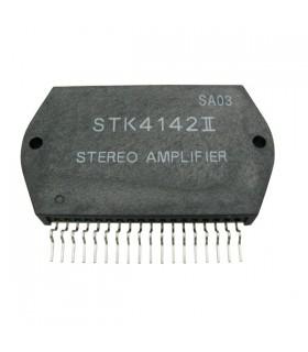 STK4142-II - Circuito Integrado - STK4142-II