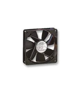 Ventilador Papst 119x119x25mm 12Vdc 2400RPM - TYP4412