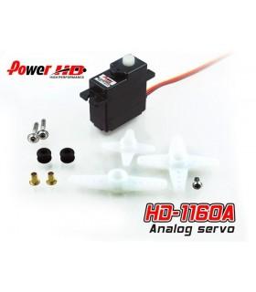 Power HD Mini Servo HD-1160A - HD1160A