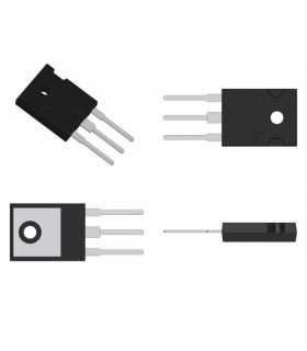IRFP450APBF - MOSFET, N, 500V, 14A, TO-247AC - IRFP450