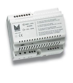 Fonte de Alimentaçao para Video-Porteiro Sistema de 2 Fios - ALS-020