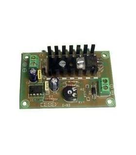 Temporizador Intermitente 230V - 500W - I92 - Cebek - I92