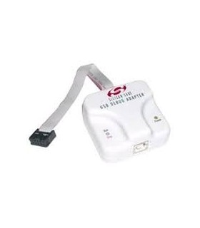 DEBUGADPTR1-USB - ADAPTADOR, USB, DEBUG, FOR C8051FXXX - DEBUGADPTR1