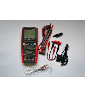 Multimetro digital com escala automática e interface USB - UT71B