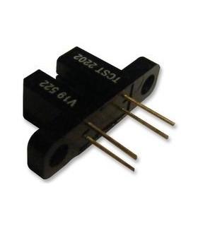 TCST2202 - OPTICAL SENSOR, 1.25V, 20MA - TCST2202